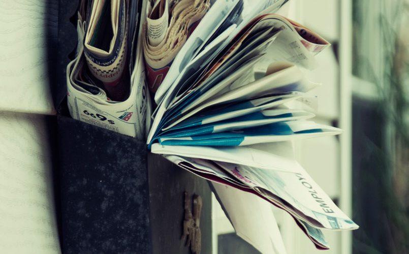 Zuviel Mail ist keine Mail