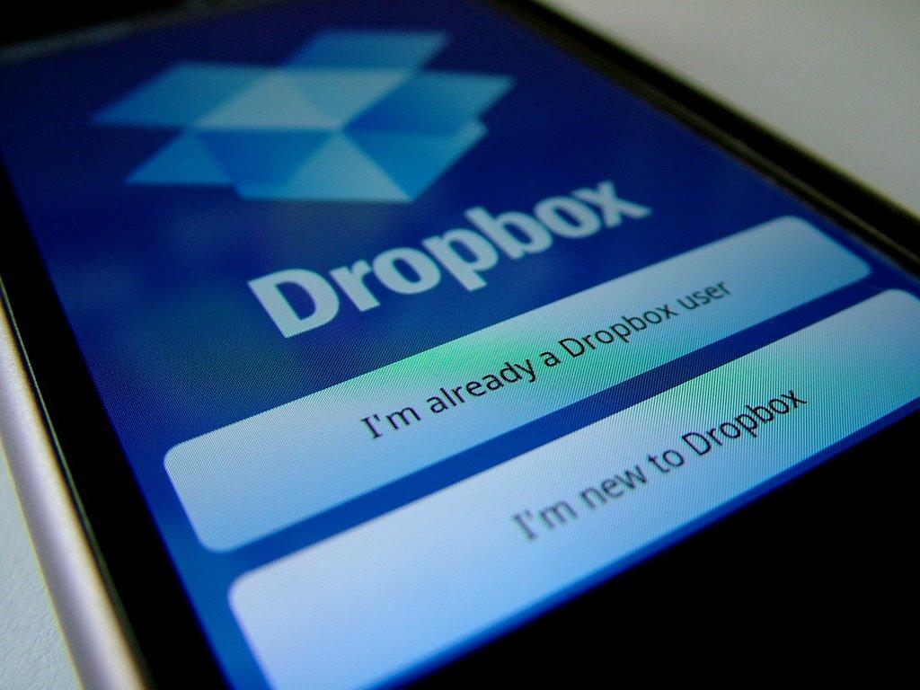 Dateien immer dabei mit der Dropbox
