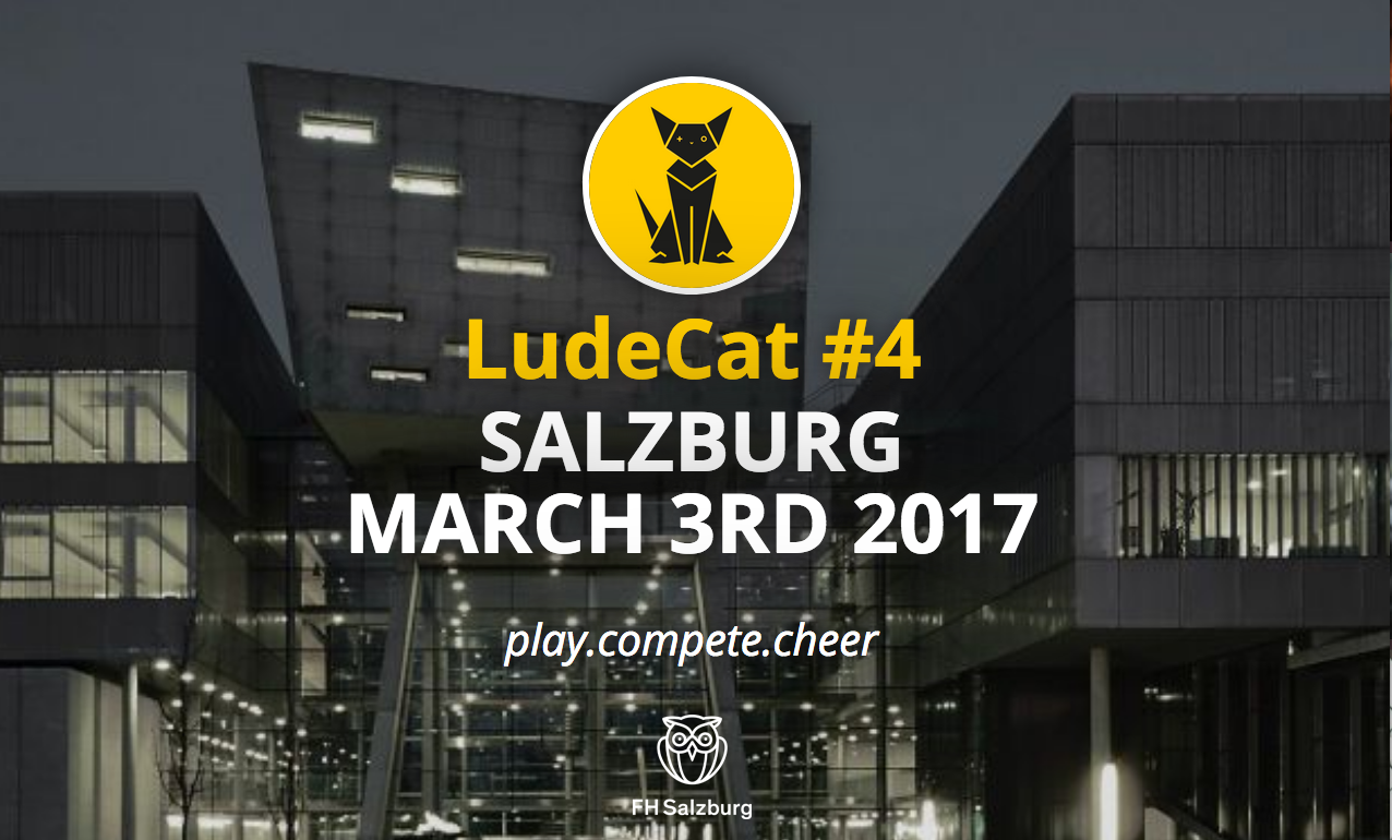 E-Sports an der FH: LudeCat